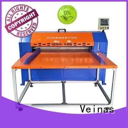 Veinas adjusted foam sheet cutting machine energy saving for cutting