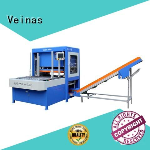 Veinas security hydraulic punching machine wholesale for packing plant