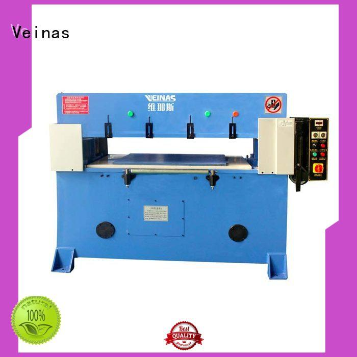 Veinas precision hydraulic sheet cutting machine energy saving for workshop