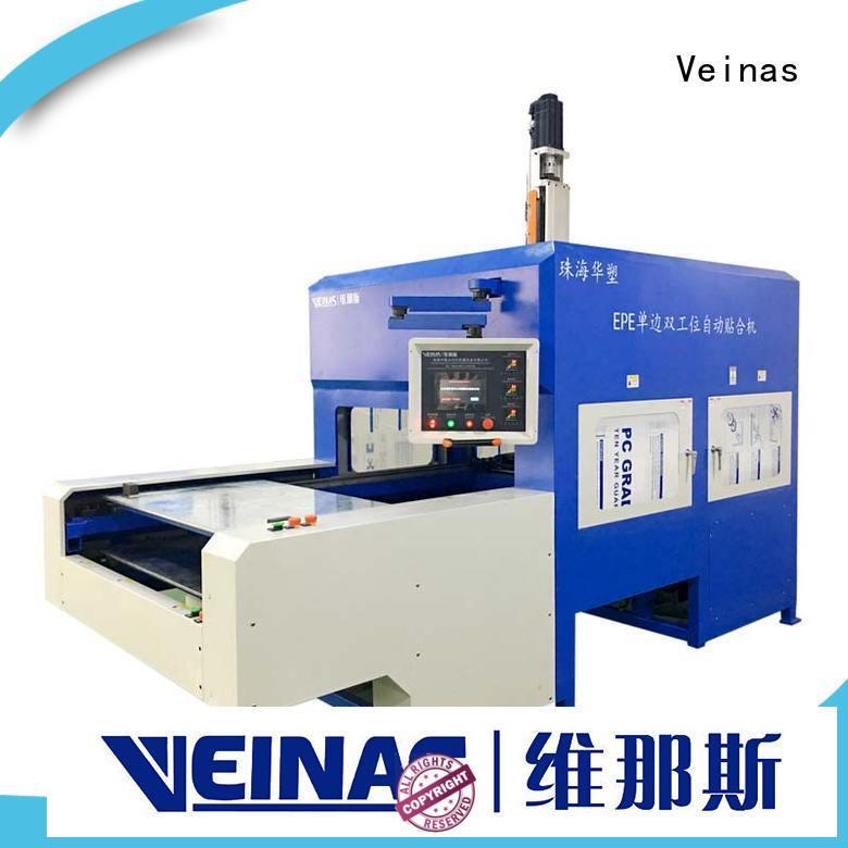 Veinas epe lamination machine price list high efficiency