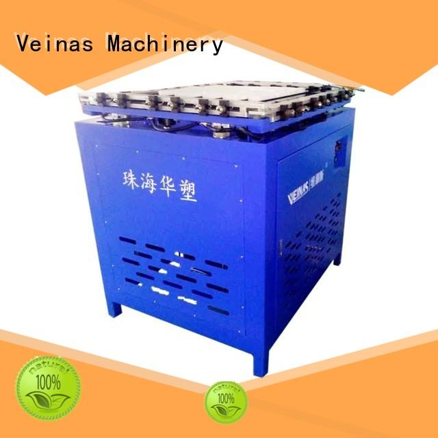 Veinas breadth epe foam sheet cutting machine working video easy use for factory