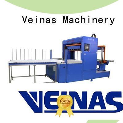 Veinas length slitting machine manufacturers supplier for workshop