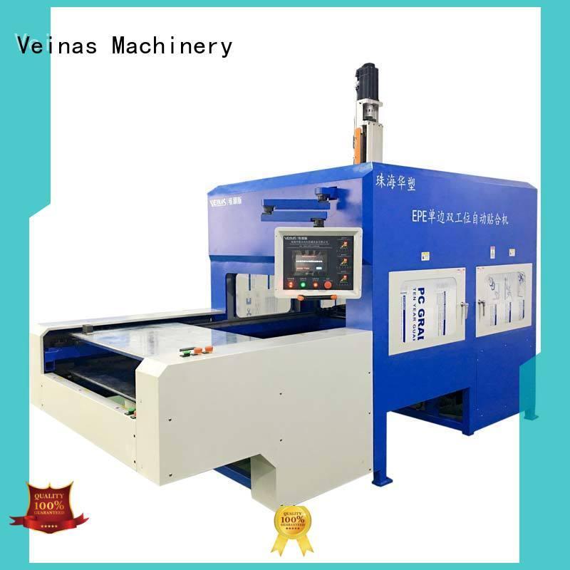 Veinas automatic lamination machine factory price for workshop