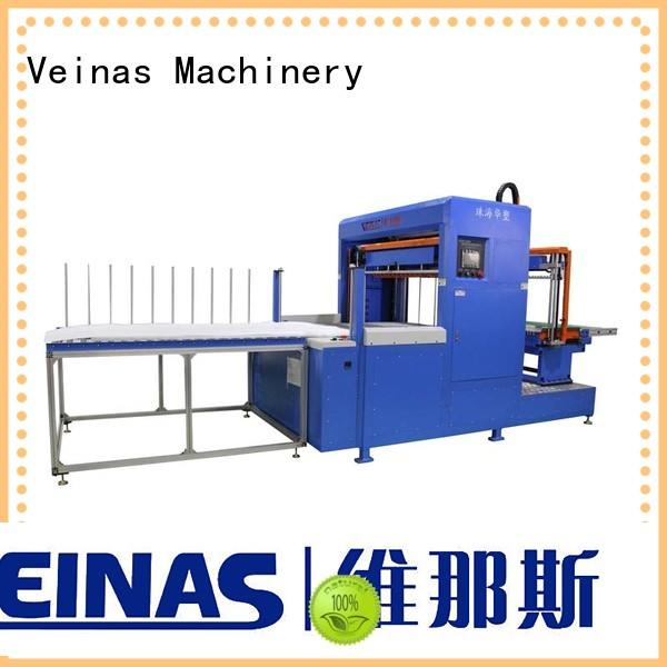 Veinas flexible foam cutting machine manufacturers slitting for factory