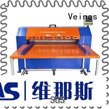Veinas hispeed foam board cutting machine supplier for wrapper