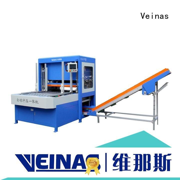 Veinas professional hole punching machine directly price for punching