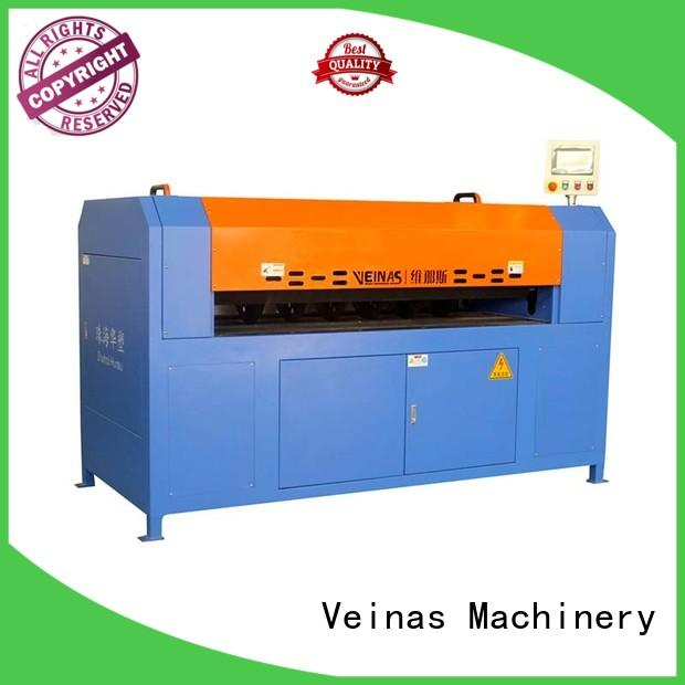 Veinas flexible foam cutting machine manufacturers for sale for workshop