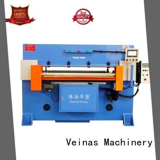Veinas adjustable hydraulic shear cutter roller for bag factory