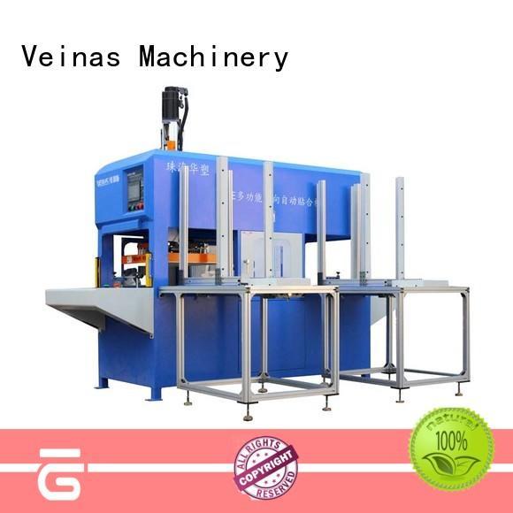 Veinas successive roll to roll laminator Easy maintenance for laminating