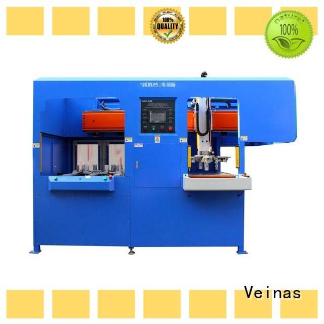 Veinas irregular industrial laminator Easy maintenance