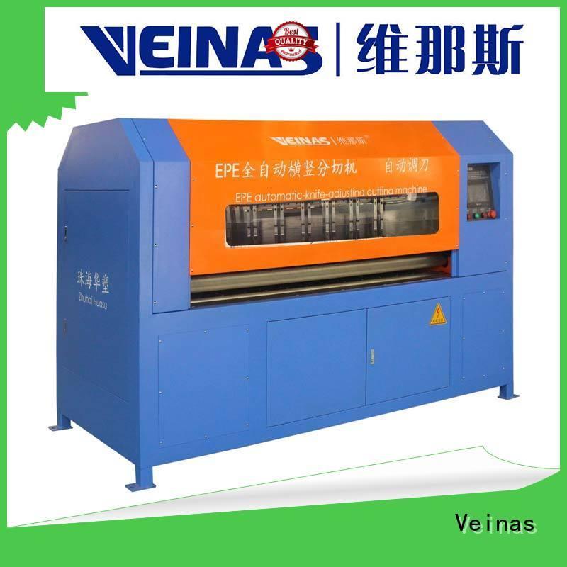 Veinas machine foam cutting machine manufacturers for sale for factory