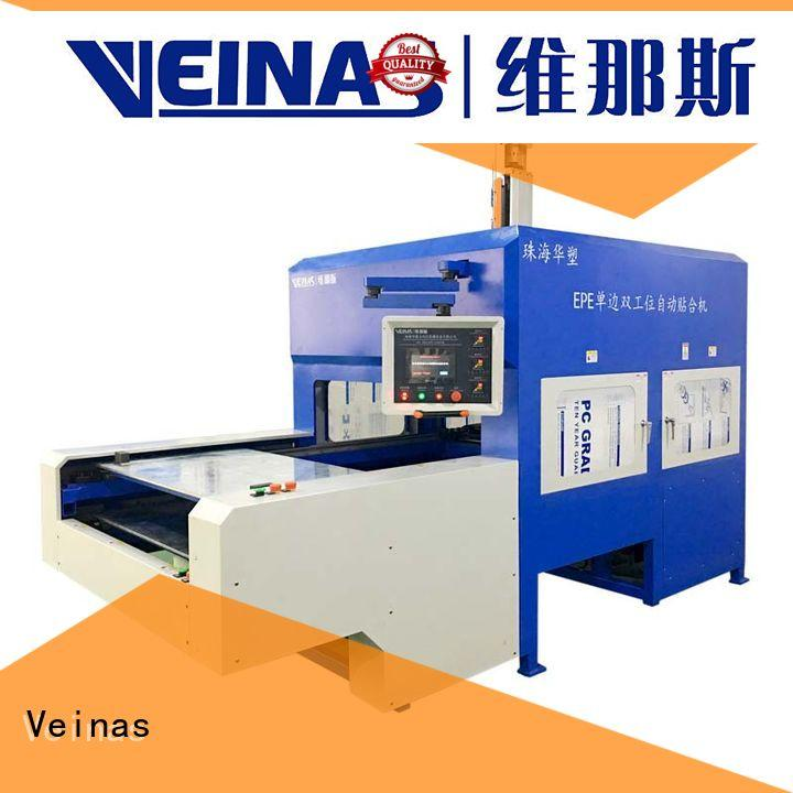 precision EPE foam automation machine speed Easy maintenance for laminating