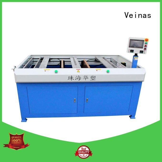 Veinas framing custom built machinery high speed for bonding factory