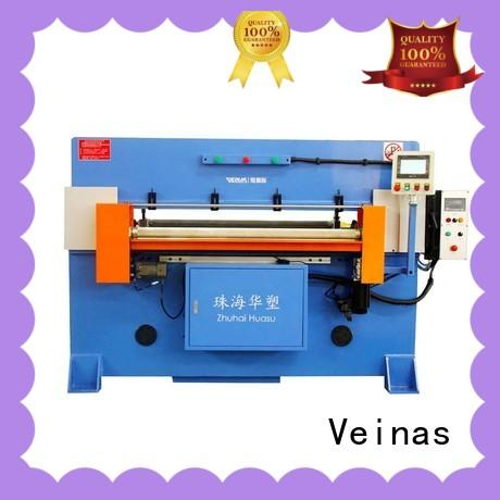 Veinas adjustable hydraulic shearing machine autobalance for factory