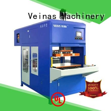 Veinas shaped lamination machine price manufacturer