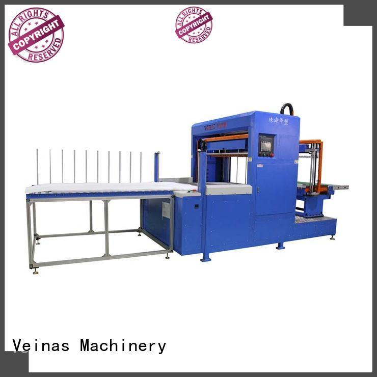Veinas automaticknifeadjusting 9 18 epe foam cutting machine in india energy saving for factory