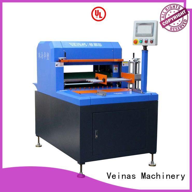 Veinas precision thermal lamination machine Easy maintenance