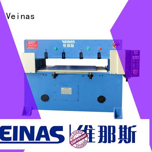 Veinas cutting manufacturers energy saving for shoes factory