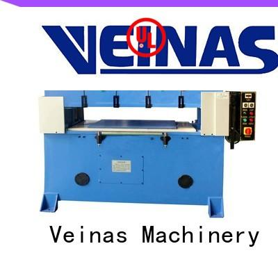 roller hydraulic cutter price feeding for shoes factory Veinas