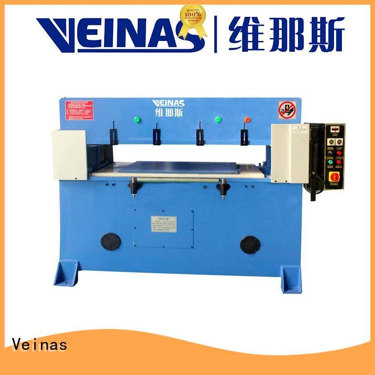 Veinas cutting hydraulic shear promotion for factory