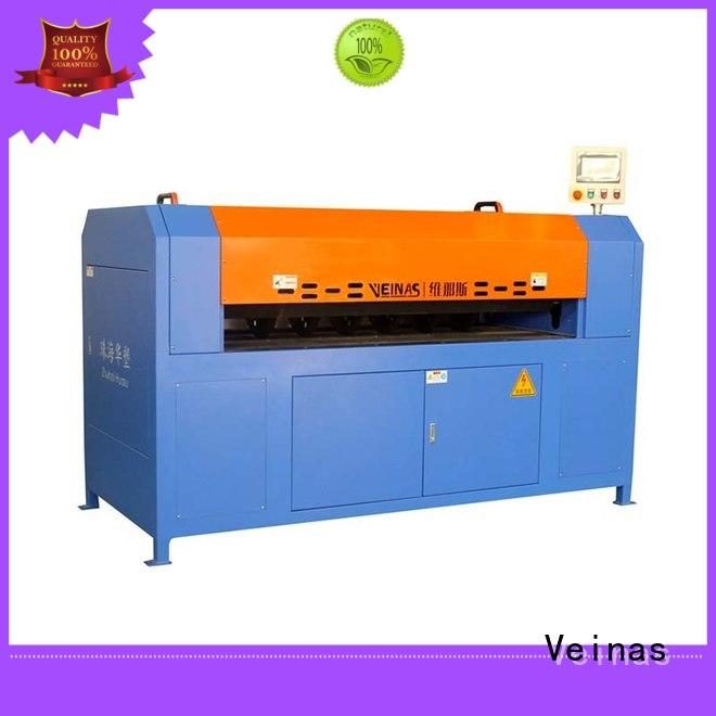 Veinas adjusted vertical foam cutting machine easy use for wrapper