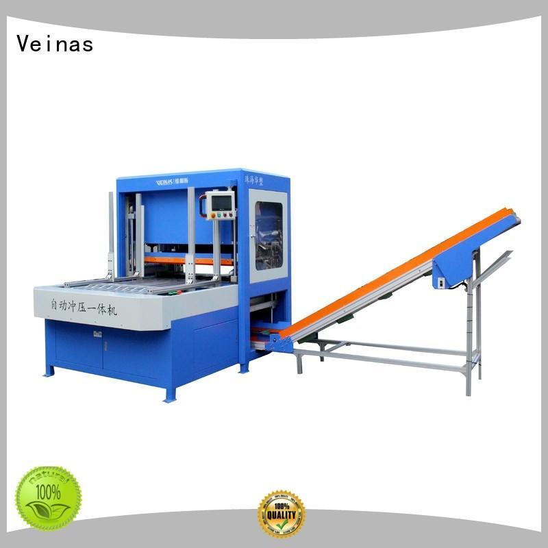 Veinas hydraulic punching machine wholesale for foam