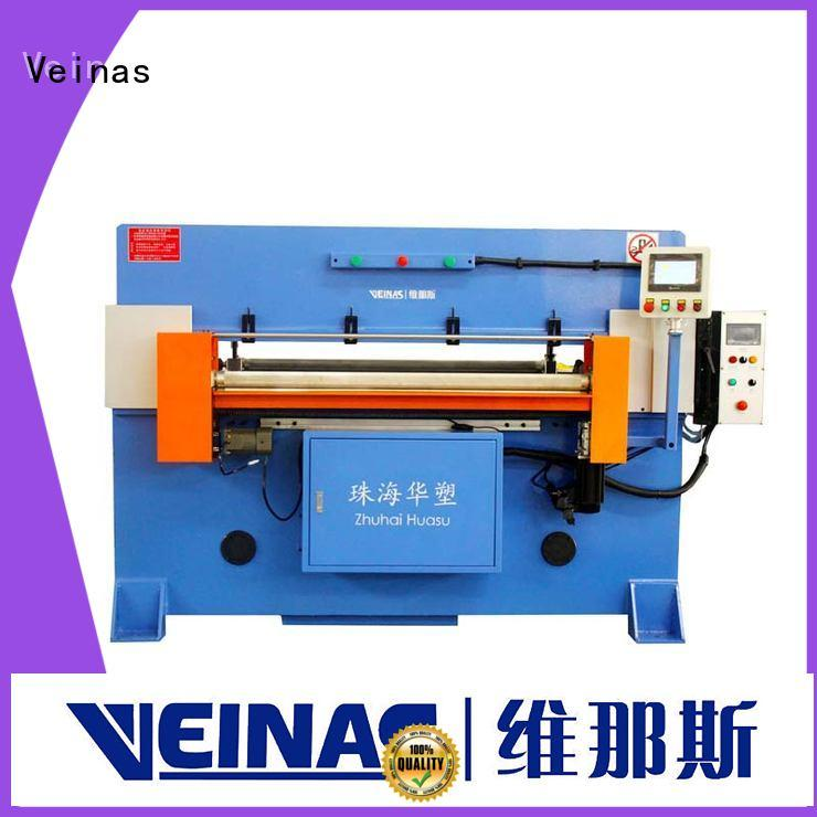 Veinas flexible hydraulic shearing machine for sale for workshop