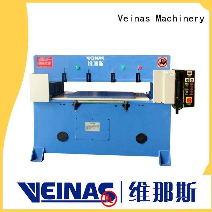 Auto-Balance Four-Column Precision Hydraulic Cutting Machine