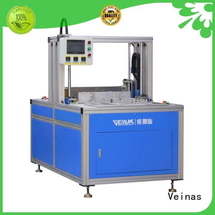 Veinas smooth lamination machine price list Simple operation