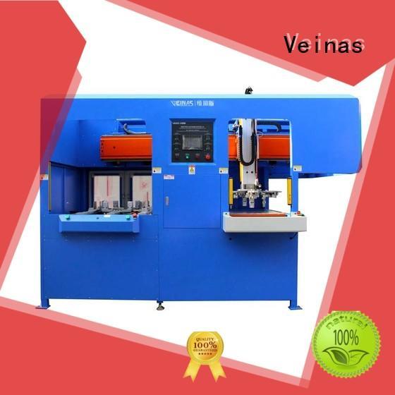 Veinas stable large laminating machine discharging