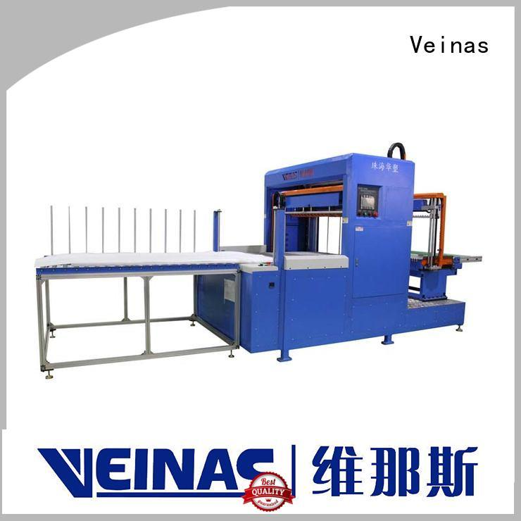Veinas professional foam cutting machine price high speed for factory