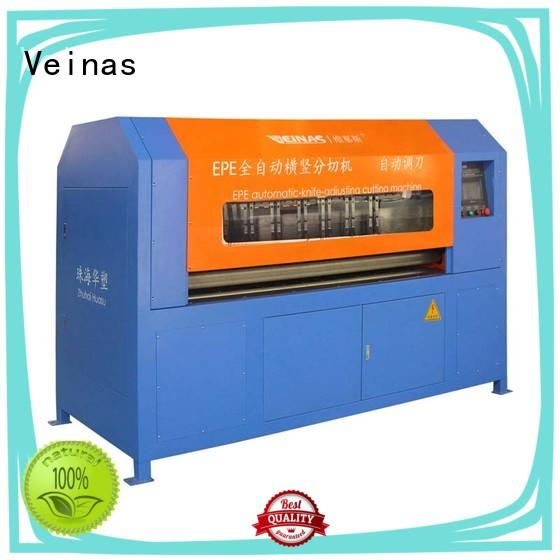 foam sheet cutting machine slitting for wrapper Veinas