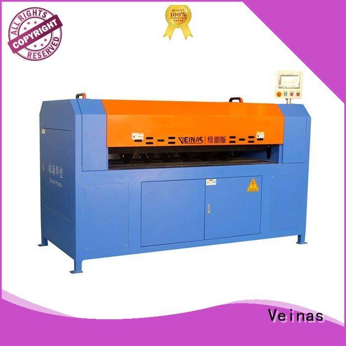 Veinas cutting ep sheet parforming die cutting machine high speed for factory