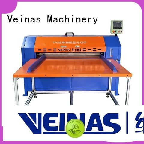 Veinas professional mattress machine energy saving for foam
