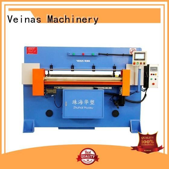 Veinas high efficiency hydraulic shear simple operation for factory