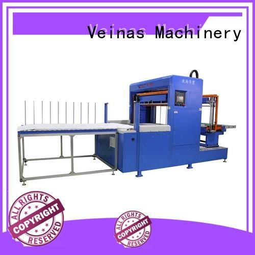 Veinas flexible 9 18 epe foam cutting machine in india energy saving for wrapper