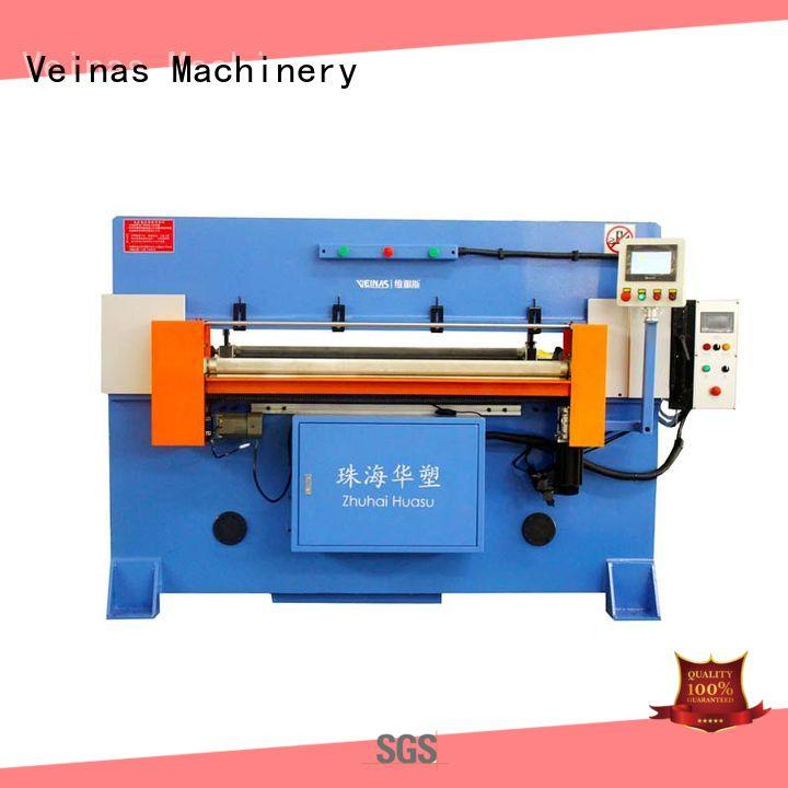 Veinas flexible hydraulic cutter promotion for bag factory