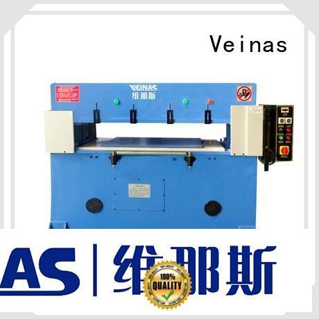 Veinas flexible hydraulic shearing machine manufacturer for factory