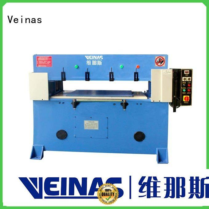 Veinas fully hydraulic shear simple operation for workshop