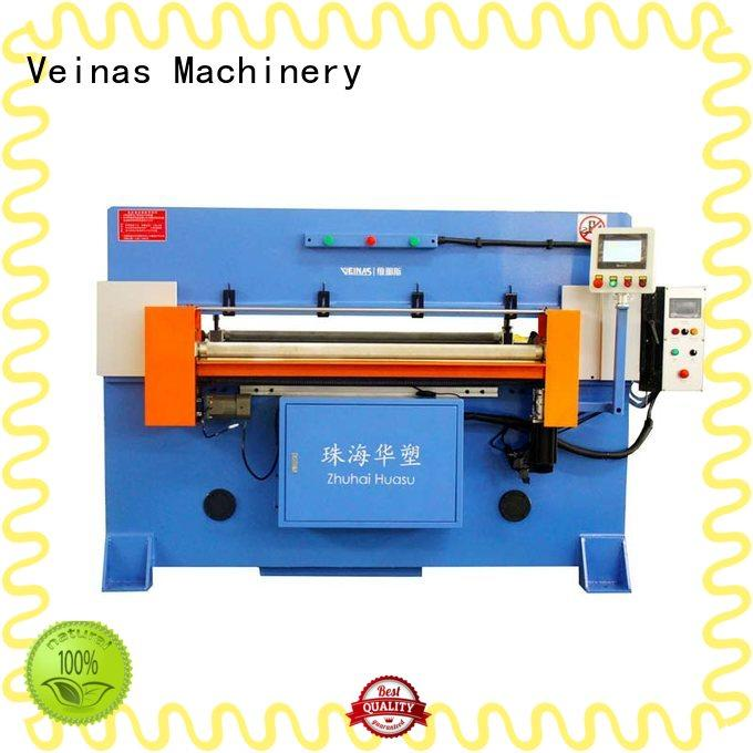 doubleside hydraulic cutting machine automatic for bag factory Veinas