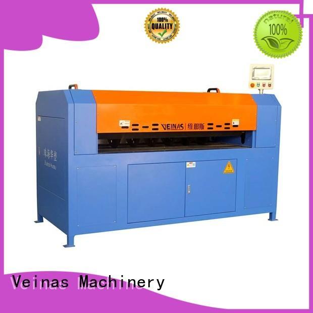 Veinas safe slitting machine easy use for workshop
