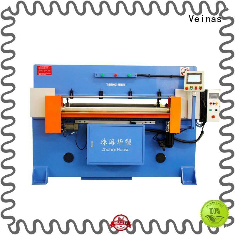 Veinas autobalance hydraulic cutter energy saving for packing plant