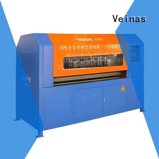 Veinas cutting veinas epe cutting foam machine energy saving for foam