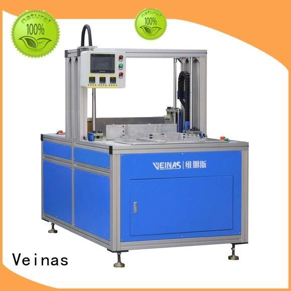 automatic foam lamination process two for foam Veinas