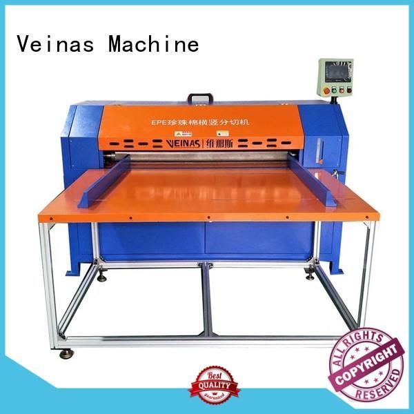Veinas Brand machine foam board cutting machine hispeed supplier
