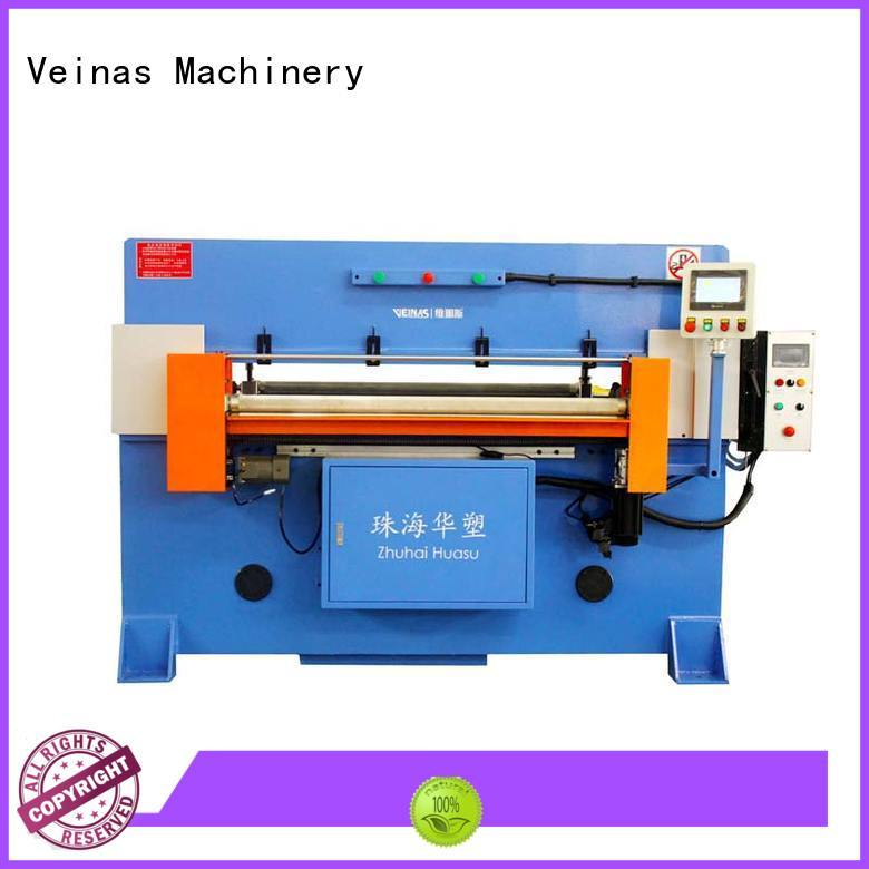 fourcolumn hydraulic die cutting machine simple operation for shoes factory Veinas