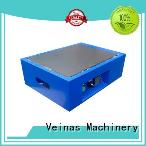 Veinas powerful automation machine builders heating for shaping factory
