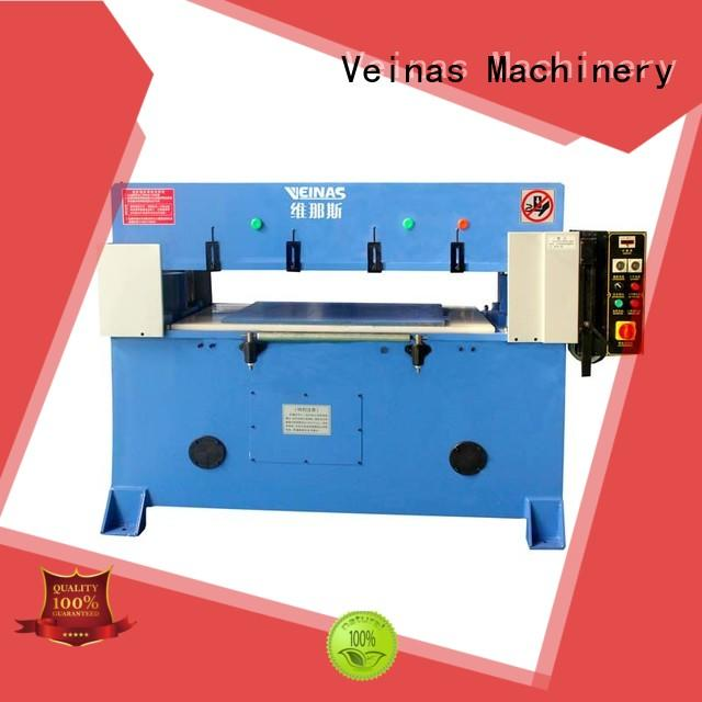 Veinas feeding hydraulic shearing machine simple operation for packing plant