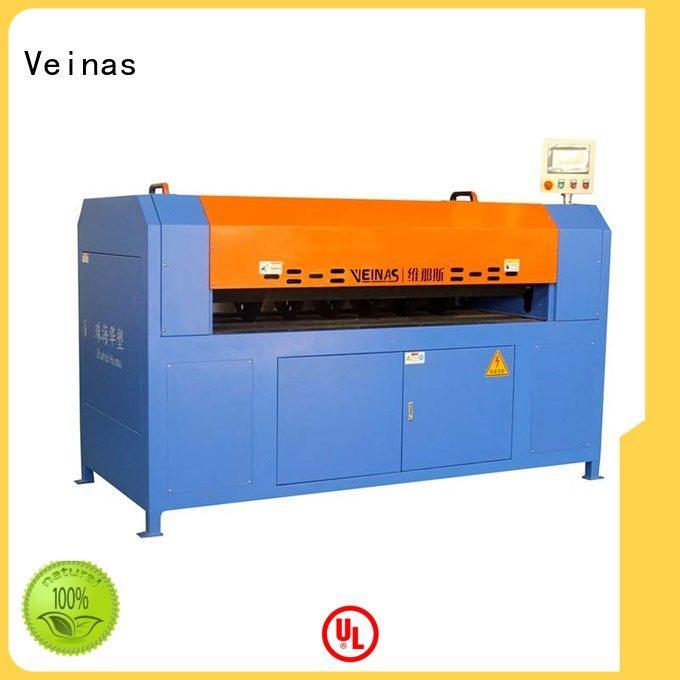 sheet breadth automaticknifeadjusting foam board cutting machine Veinas manufacture