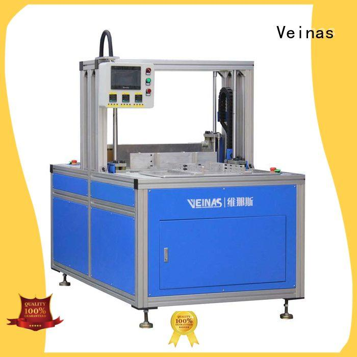 Veinas angle laminating machine Easy maintenance for workshop